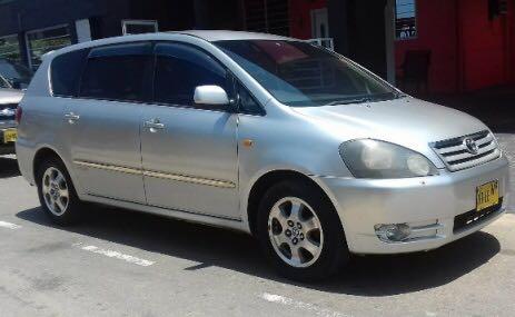 Toyota Ypsum