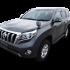 Toyota Prado (grijs)